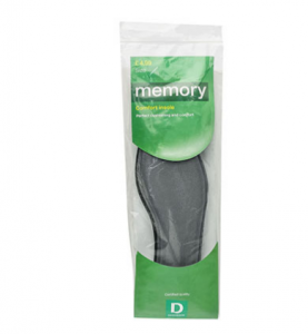 کفی کفش طبی Deichmann Memory Comfort Insole Size 39-40