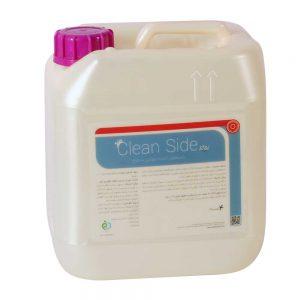 محلول ضدعفونی کننده سطوح و محیط Clean Side حجم4لیتر