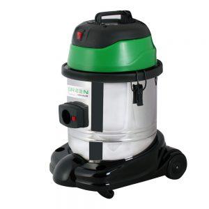 جاروبرقی صنعتی کوچک تک موتور Green251 آب و خاک